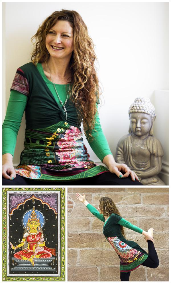 Jane Bishop Savitri Yoga Bromsgrove