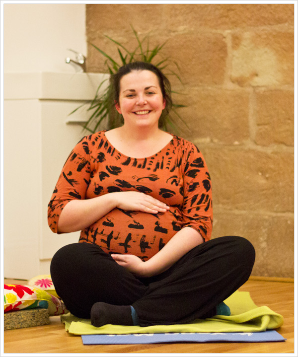Antenatal one-to-one Yoga