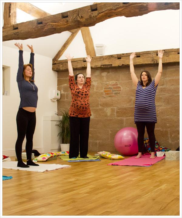 Antenatal Yoga Bromsgrove